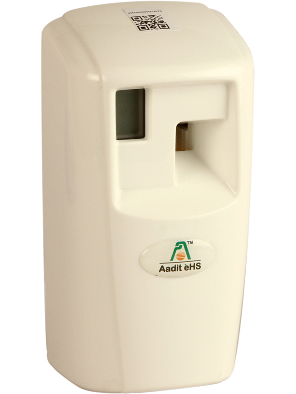 Microburst Dispenser With Lock