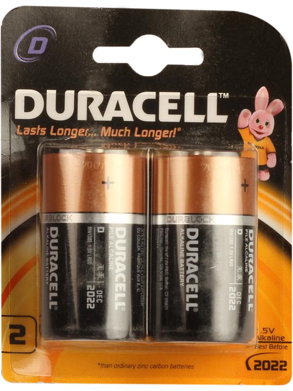 Alkaline Battery D Type