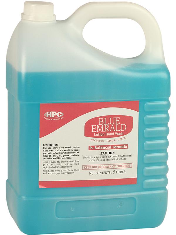 Handwash 5Ltr Can Blue