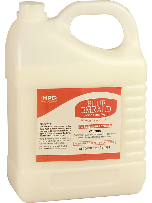 Handwash 5Ltr Can White Pearl
