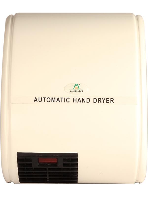 Hand Dryer Ad -107 Sleek