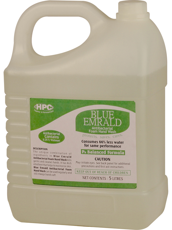 Antibacterial Foam Soap Col Less/Odour Less