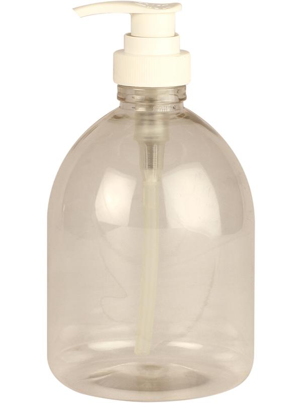 Soap Pump Bottle 500Ml