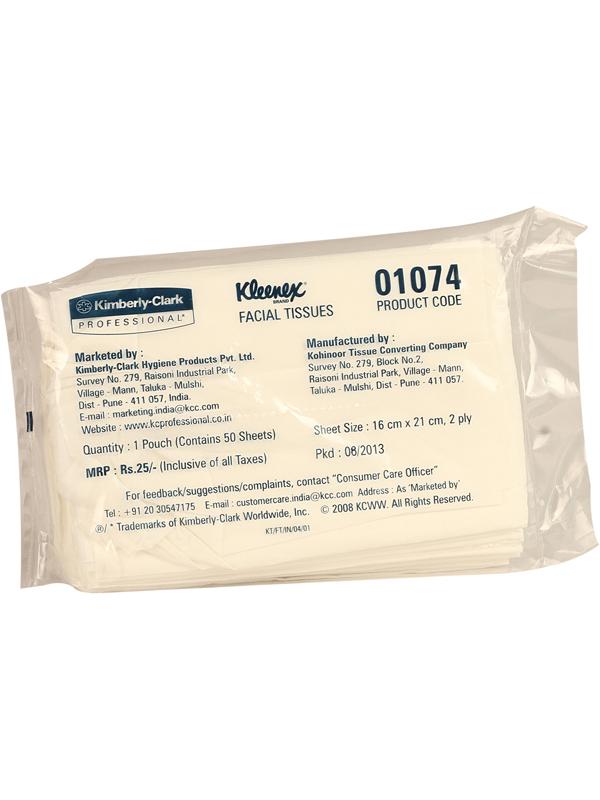 Klx. Facial Tissue Pouch 1074