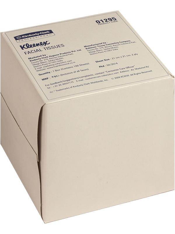 Klx.Facial Tissue Cubebox-1295