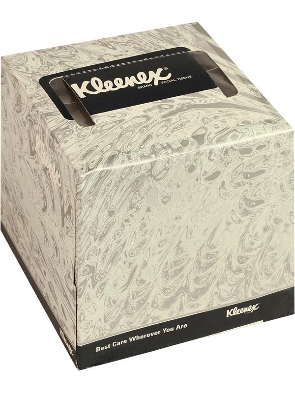 Klx.Facial Tissue Cube Box1282