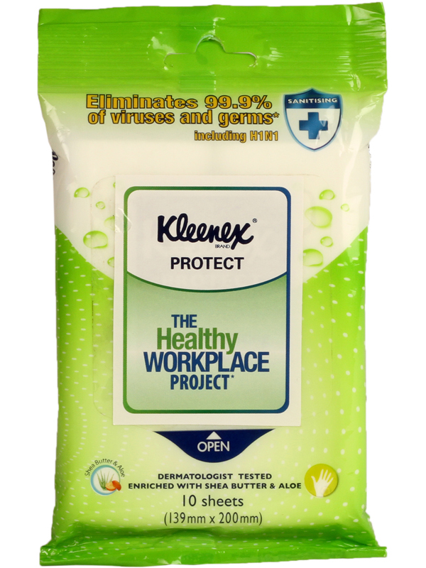 Klx. Sanitizing Wipes - 30892