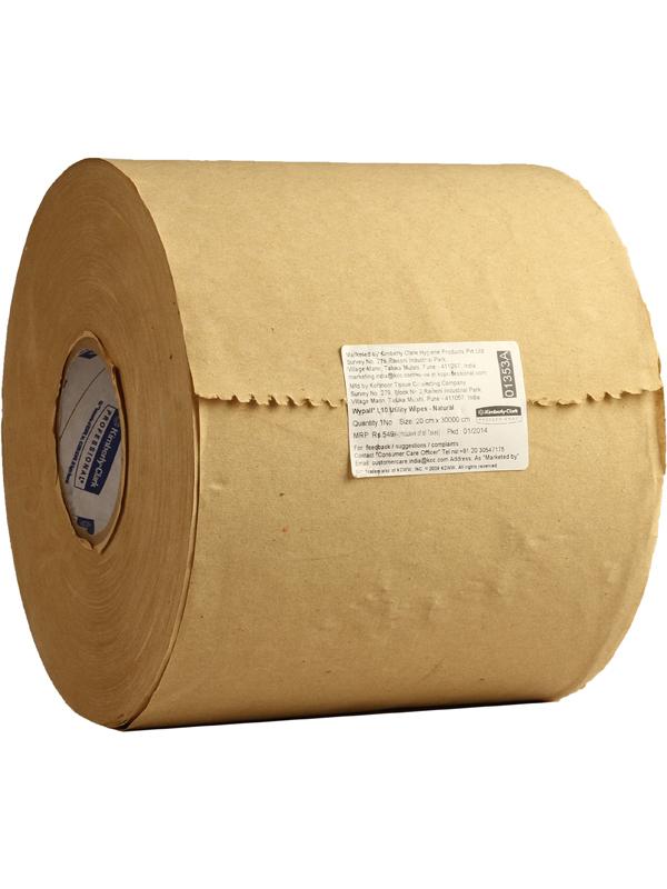 Paper Roll 7.85X300M Recy-1353