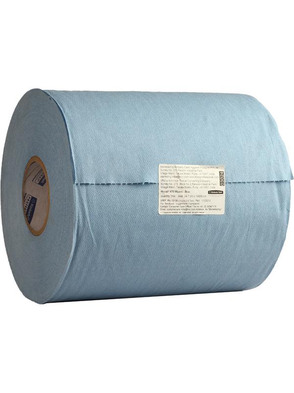 Wypall X-70 Blue Roll - 3024