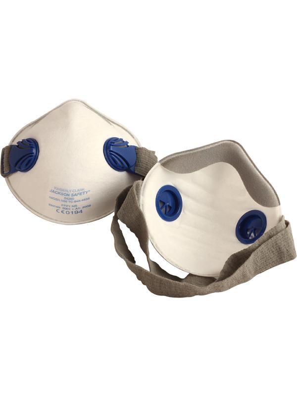 Js R10 Respirator N95 Dval - 64260A